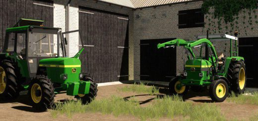 JOHN DEERE 1630 MK PHOTOS & MODS V1.0
