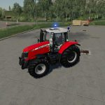 MF7700 - FIRE ENGINE TRACTOR V1.2