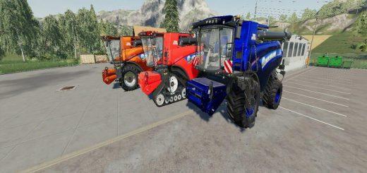 NEW HOLLAND CR1090 MAXI V1.0