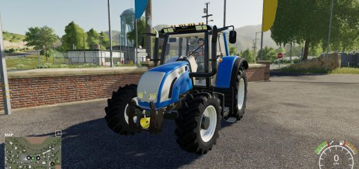 OLD VALTRA N142 BY RASMUS
