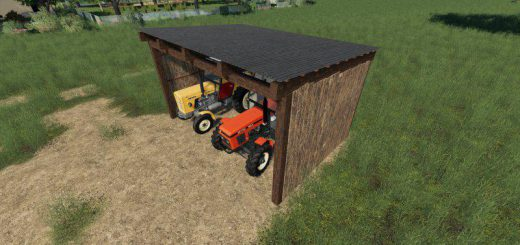 SMALL SHED V1.0
