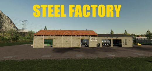 STEEL FACTORY V1.0