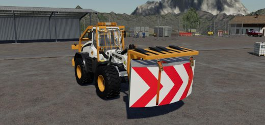 TRAVERSE FOR WHEELED LOADERS V1.0