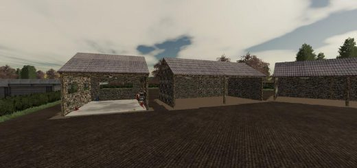 WYTHER FARMS SHED PACK V1.0