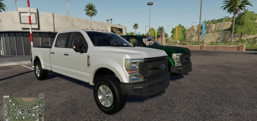2020 SUPERDUTY F-SERIES V1.2.2