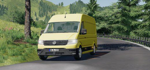 BF3 VW CRAFTER V1.0