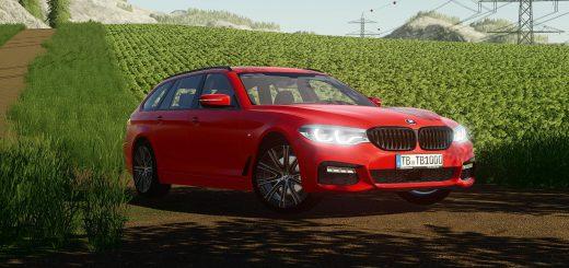 BMW 5 ER G31 2018 V1.0