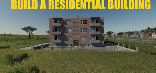 BUILD A RESIDENTIAL BUILDING V1.0