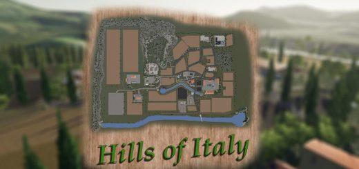 HILLS OF ITALY V1.0