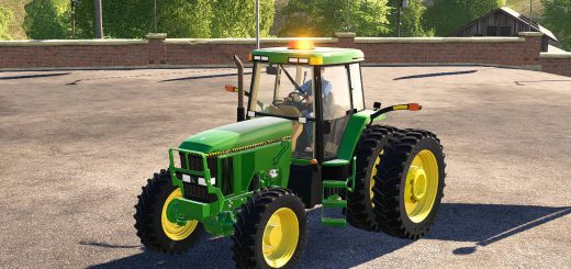 JOHN DEERE 7000-7010 SERIES EDIT CAMERA FIX V1.1