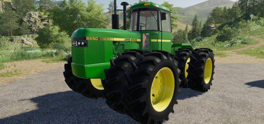 JOHN DEERE 8650 V1.0