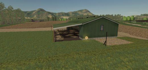 Lone Oak Sheep Farm Pack v1.0