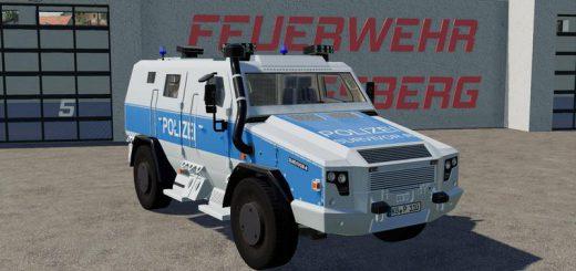 MAN SURVIVOR R GERMAN POLICE V1.2