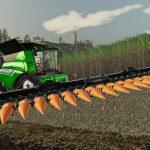 NEW HOLLAND CR10.90 WITH CUTTING UNIT FOR SUGAR CANE V1.0
