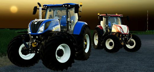 NEW HOLLAND T7 SERIES V1.3