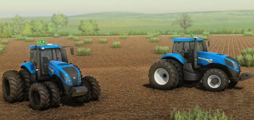 NEW HOLLAND T8 SERIES SOUTH AMERICA V1.0