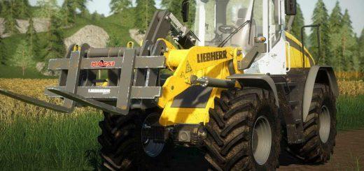 PACK LIEBHERR L 524 V1.0