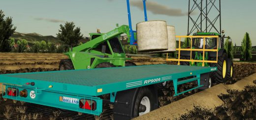 ROLLAND RP LCH TRAILERS V1.0