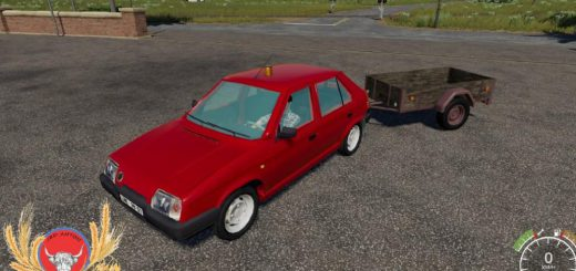SKODA FAVORIT 135L V1.0
