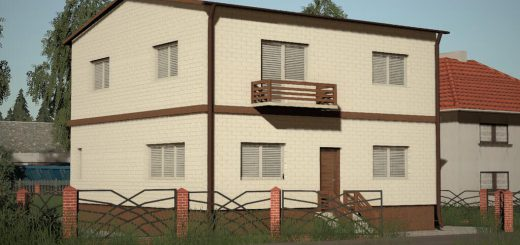 WHITE HOUSE (PREFAB) V1.0