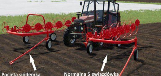 ZGRABIARKA AGROMET 5 V1.0