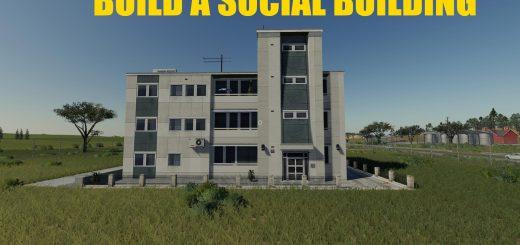 BUILD A SOCIAL BUILDING V1.0