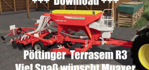 POTTINGER TERRASEM R3 V1.0