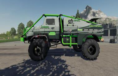POWERWAGON V4.0