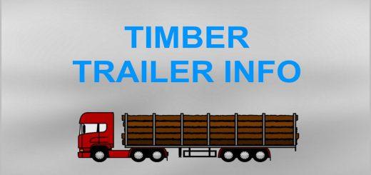 TIMBER TRAILER INFO V1.0