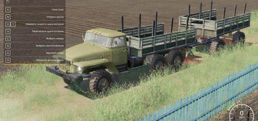 URAL 375 LESOVOZ V1.0