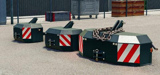WEIGHT PACK V1.0