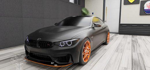 BMW M4 GTS 2016 V1.0