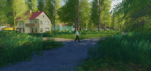 Estonian Forest Valley v1.0