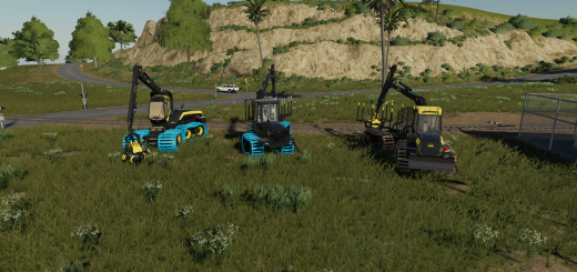 Forestry Pack v1.0